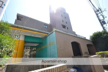 東京都大田区、久が原駅徒歩13分の築25年 8階建の賃貸マンション