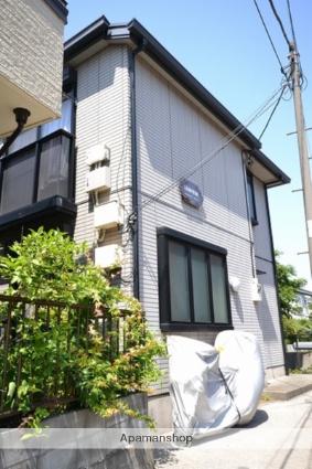 東京都大田区、大森駅徒歩25分の築17年 2階建の賃貸アパート
