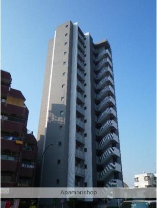 東京都品川区、荏原町駅徒歩7分の築12年 14階建の賃貸マンション