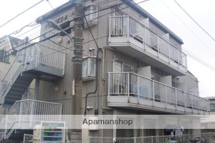 東京都大田区、雪が谷大塚駅徒歩6分の築27年 3階建の賃貸マンション
