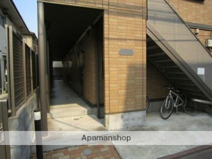 東京都大田区、長原駅徒歩12分の築11年 2階建の賃貸アパート