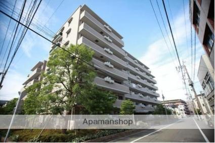 東京都大田区、蓮沼駅徒歩20分の築18年 7階建の賃貸マンション