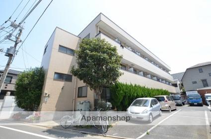 東京都大田区、梅屋敷駅徒歩15分の築25年 3階建の賃貸マンション
