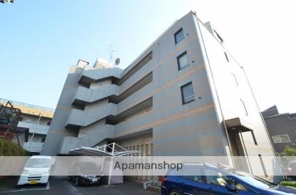 東京都大田区、大森駅徒歩15分の築25年 5階建の賃貸マンション