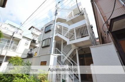 東京都大田区、京急蒲田駅徒歩14分の築29年 3階建の賃貸マンション