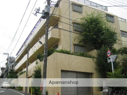 東京都大田区、洗足池駅徒歩14分の築22年 4階建の賃貸マンション