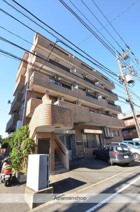 東京都大田区、雑色駅徒歩13分の築27年 5階建の賃貸マンション