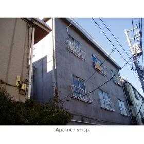 東京都大田区、梅屋敷駅徒歩17分の築37年 3階建の賃貸マンション