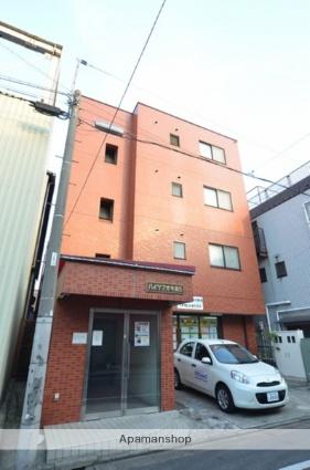 東京都大田区、雑色駅徒歩7分の築16年 4階建の賃貸マンション