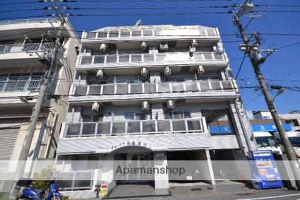 東京都大田区、糀谷駅徒歩15分の築27年 7階建の賃貸マンション