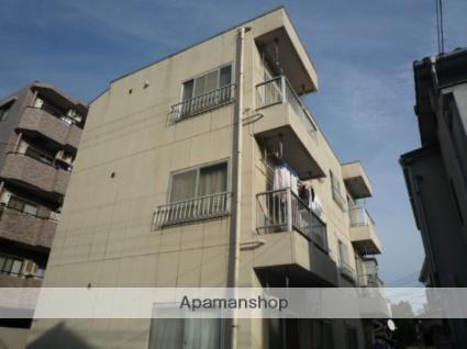 東京都大田区、糀谷駅徒歩19分の築34年 3階建の賃貸マンション