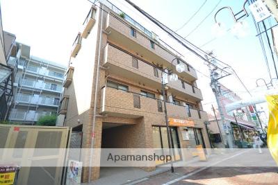 東京都大田区、久が原駅徒歩12分の築15年 4階建の賃貸マンション