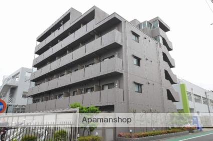 東京都大田区、雑色駅徒歩5分の築6年 6階建の賃貸マンション