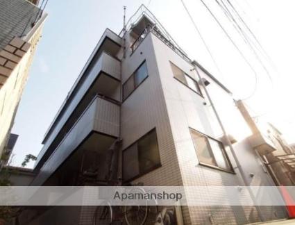 東京都大田区、平和島駅徒歩7分の築26年 3階建の賃貸マンション