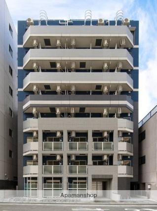 神奈川県川崎市川崎区、川崎駅徒歩9分の築5年 9階建の賃貸マンション