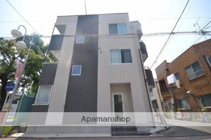 東京都大田区、糀谷駅徒歩10分の新築 3階建の賃貸マンション