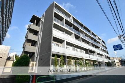 東京都大田区、雑色駅徒歩17分の新築 5階建の賃貸マンション