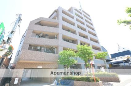 東京都大田区、雑色駅徒歩5分の築22年 9階建の賃貸マンション