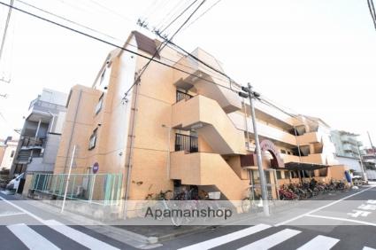東京都大田区、京急蒲田駅徒歩15分の築31年 4階建の賃貸マンション