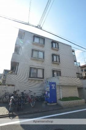 東京都大田区、大鳥居駅徒歩9分の築28年 4階建の賃貸マンション