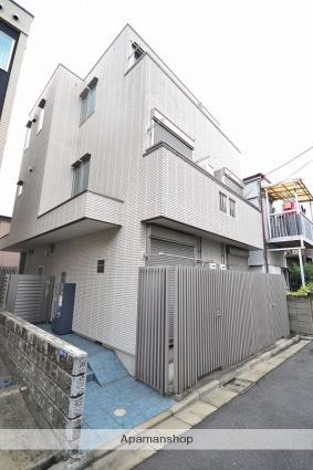 東京都大田区、大森町駅徒歩7分の築5年 3階建の賃貸マンション