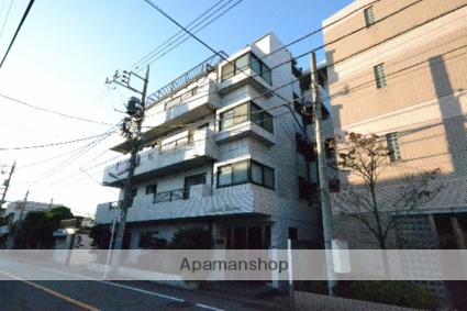東京都大田区、京急蒲田駅徒歩13分の築26年 5階建の賃貸マンション