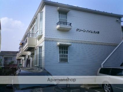 東京都大田区、御嶽山駅徒歩10分の築25年 2階建の賃貸アパート
