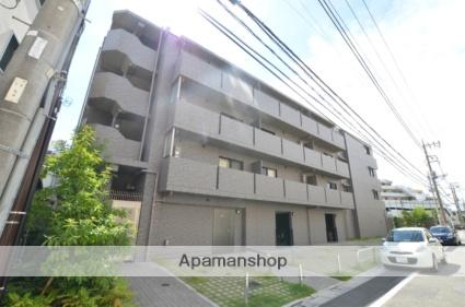 東京都大田区、蓮沼駅徒歩17分の築5年 6階建の賃貸マンション