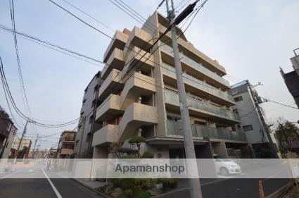 東京都大田区、蓮沼駅徒歩8分の築9年 6階建の賃貸マンション
