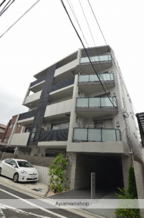 東京都大田区、大森町駅徒歩9分の新築 5階建の賃貸マンション