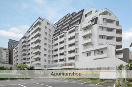 東京都港区、品川駅徒歩14分の築12年 13階建の賃貸マンション