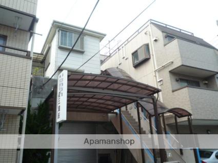 東京都大田区、大森町駅徒歩8分の築20年 3階建の賃貸アパート