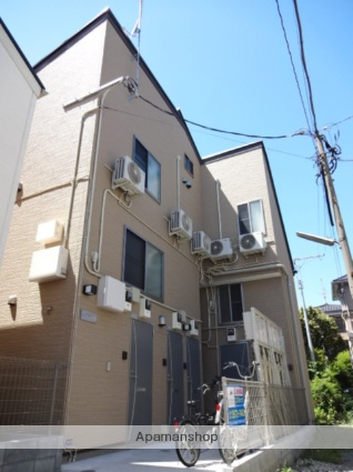 東京都大田区、大鳥居駅徒歩14分の築4年 2階建の賃貸アパート