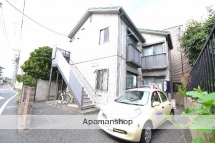 東京都大田区、石川台駅徒歩13分の築15年 2階建の賃貸アパート