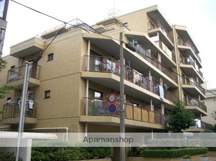 東京都大田区、千鳥町駅徒歩13分の築35年 6階建の賃貸マンション