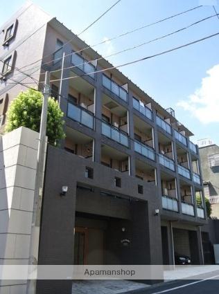 東京都大田区、洗足池駅徒歩13分の築15年 5階建の賃貸マンション