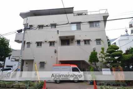 東京都大田区、千鳥町駅徒歩10分の築35年 3階建の賃貸マンション