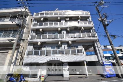 東京都大田区、糀谷駅徒歩18分の築28年 7階建の賃貸マンション