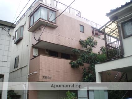 東京都大田区、梅屋敷駅徒歩15分の築22年 3階建の賃貸マンション