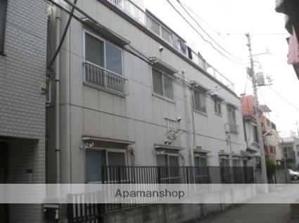 東京都大田区、蒲田駅徒歩14分の築28年 3階建の賃貸マンション