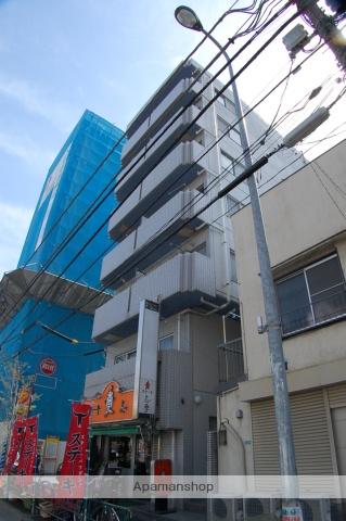 東京都江戸川区、平井駅徒歩2分の築28年 7階建の賃貸マンション