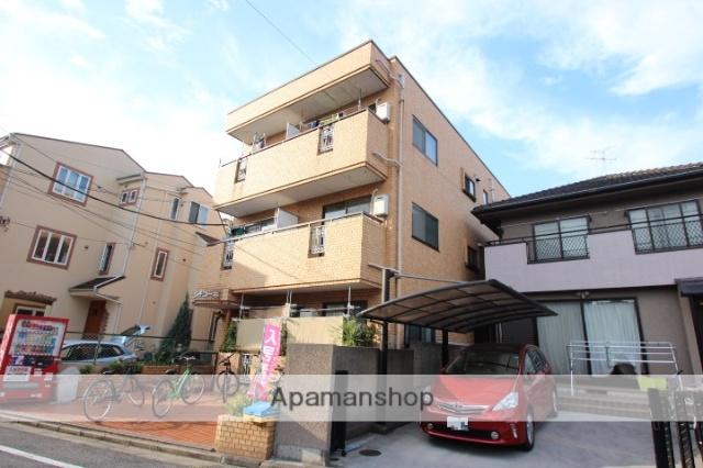東京都江戸川区、新小岩駅徒歩15分の築31年 3階建の賃貸マンション