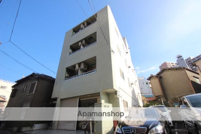 東京都江戸川区、平井駅徒歩3分の築24年 4階建の賃貸マンション
