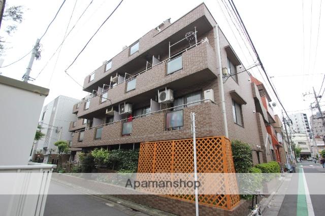 東京都葛飾区、平井駅徒歩34分の築26年 4階建の賃貸マンション