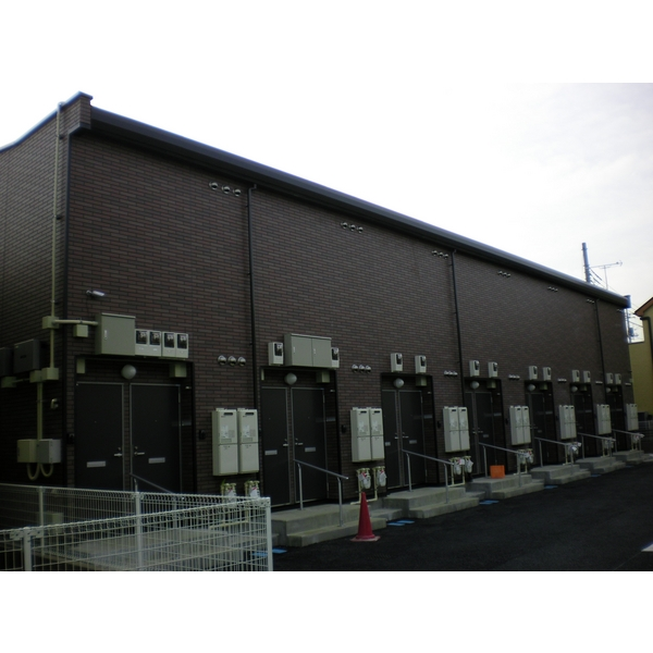 東京都江戸川区、瑞江駅徒歩14分の築5年 2階建の賃貸アパート