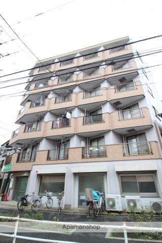 東京都葛飾区、平井駅徒歩28分の築26年 6階建の賃貸マンション
