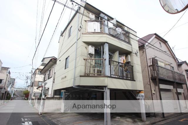 東京都江戸川区、平井駅徒歩11分の築22年 3階建の賃貸マンション