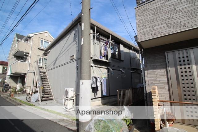 東京都江戸川区、新小岩駅徒歩15分の築23年 2階建の賃貸アパート