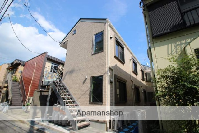 東京都江戸川区、平井駅徒歩7分の築2年 2階建の賃貸アパート