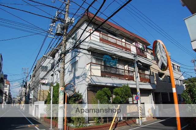 東京都江戸川区、平井駅徒歩4分の築38年 3階建の賃貸アパート